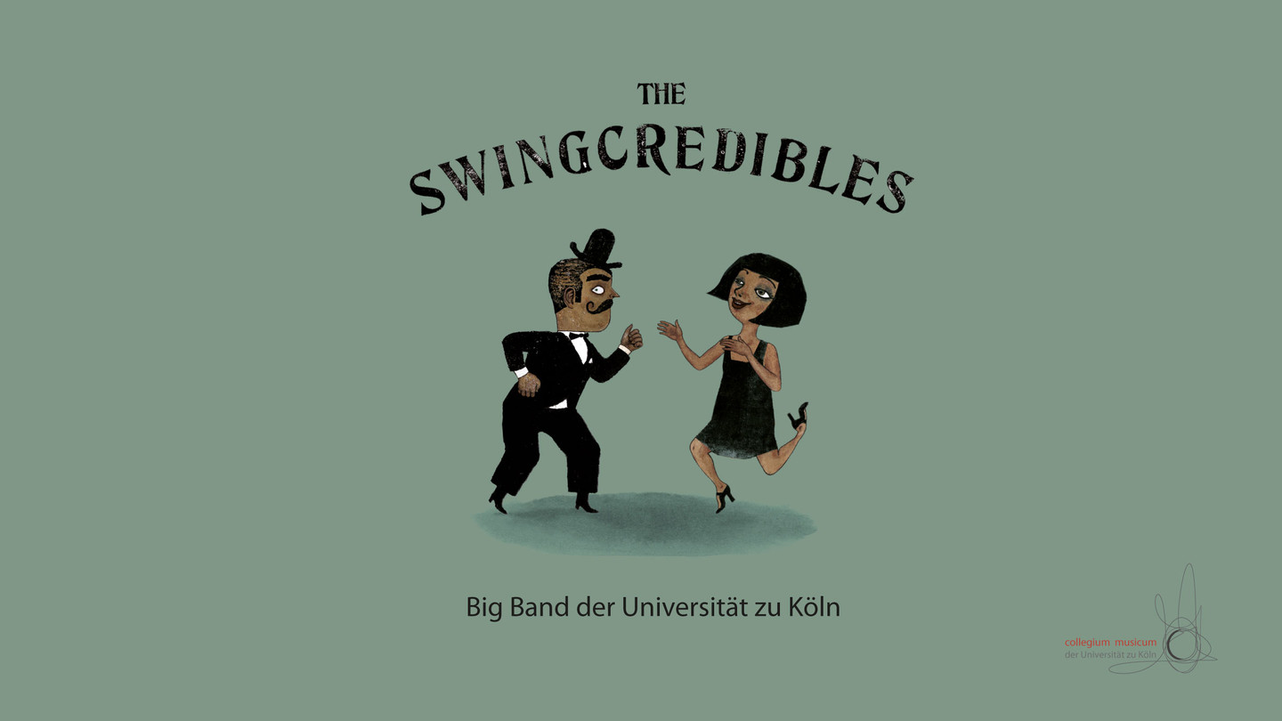 The Swingcredibles. Big Band der Universität zu Köln